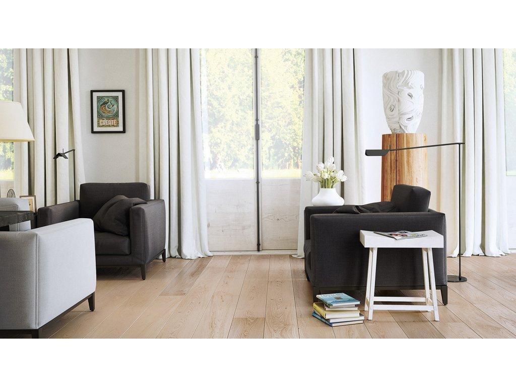 Dřevěná podlaha - Dub Harmony Senses (Barlinek)