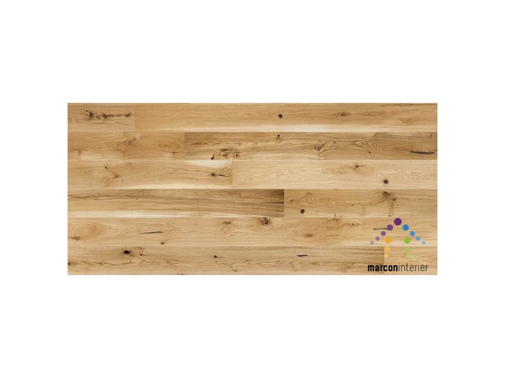 Dřevěná podlaha - Dub Joy Senses (Barlinek)