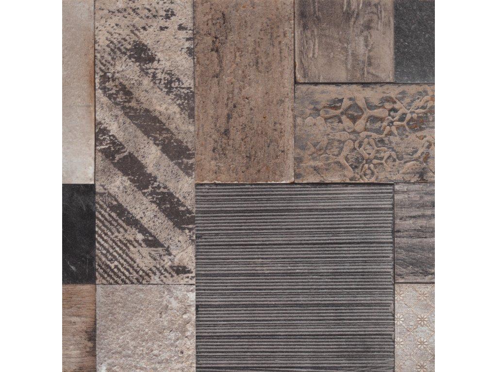 vinylova podlaha medley brown vzor gerflor hqr e podlaha