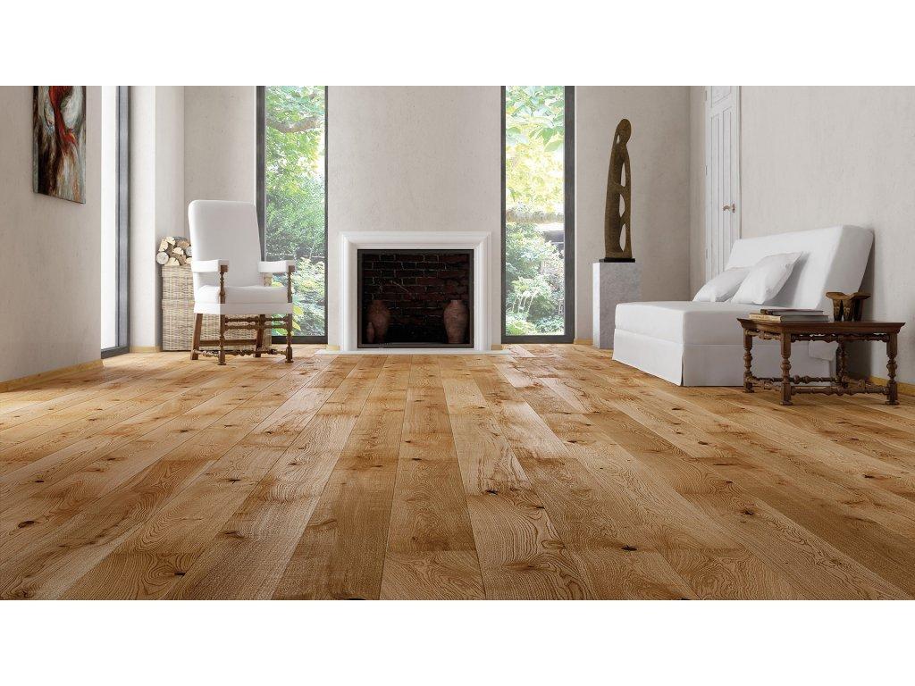 Dřevěná podlaha - Dub Excite Senses (Barlinek)