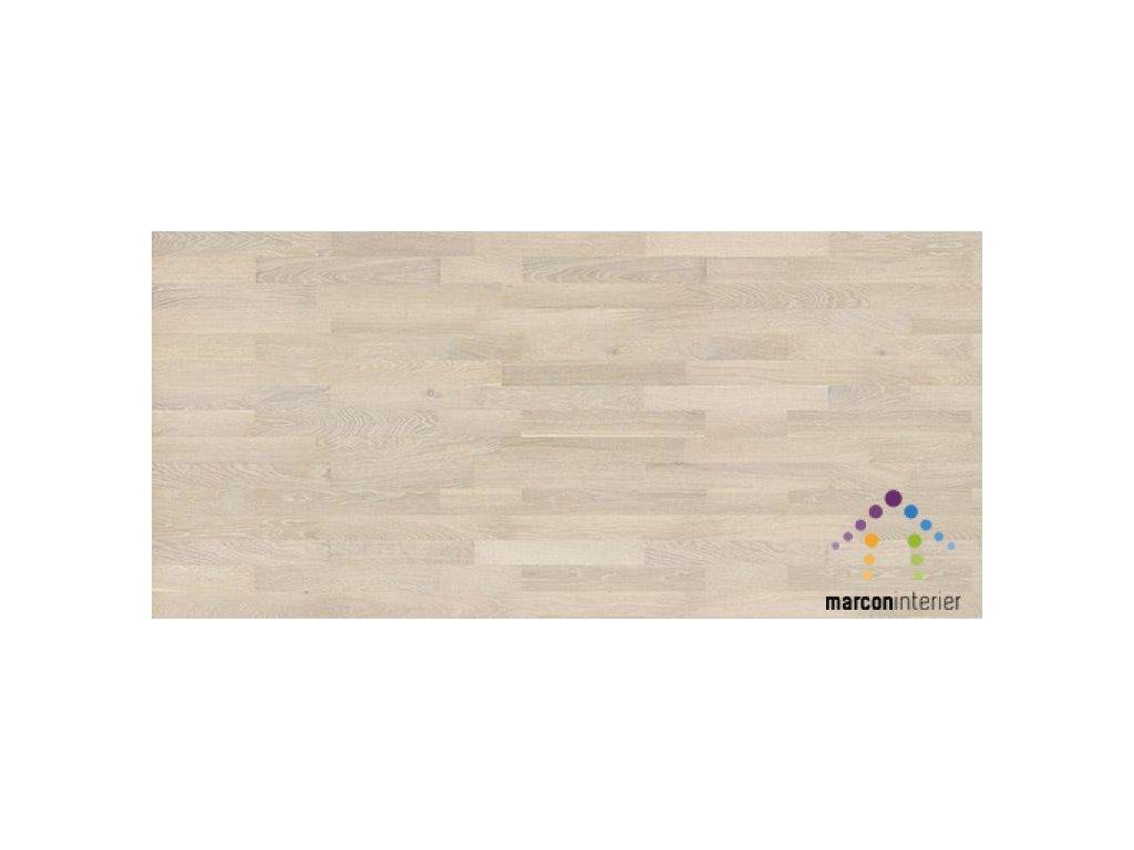 Dřevěná podlaha - Dub Pudding Molti (Barlinek) - třívrstvá