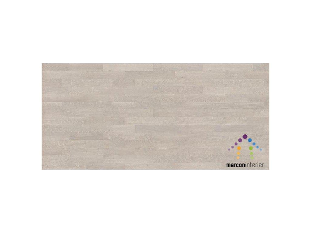 Dřevěná podlaha - Dub Cardamomo Molti (Barlinek) - třívrstvá