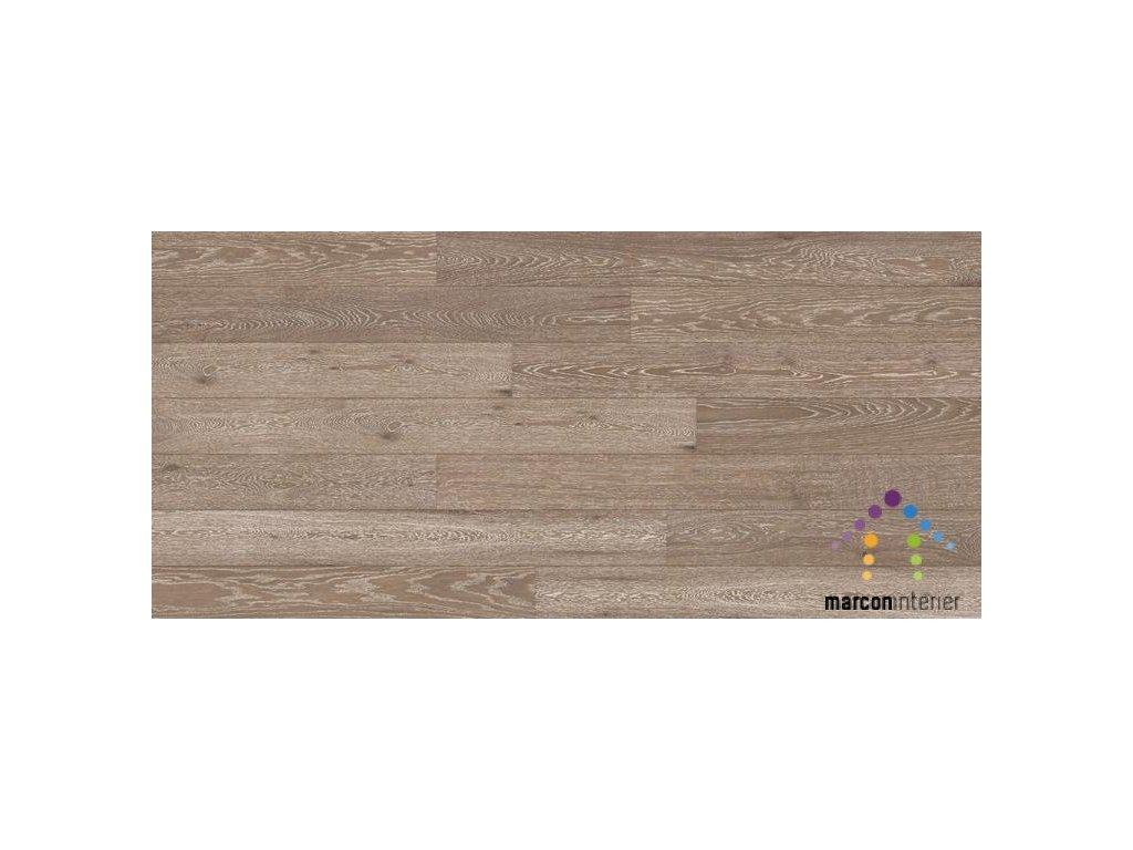 Dřevěná podlaha - Dub Tartufo Grande (Barlinek) - třívrstvá