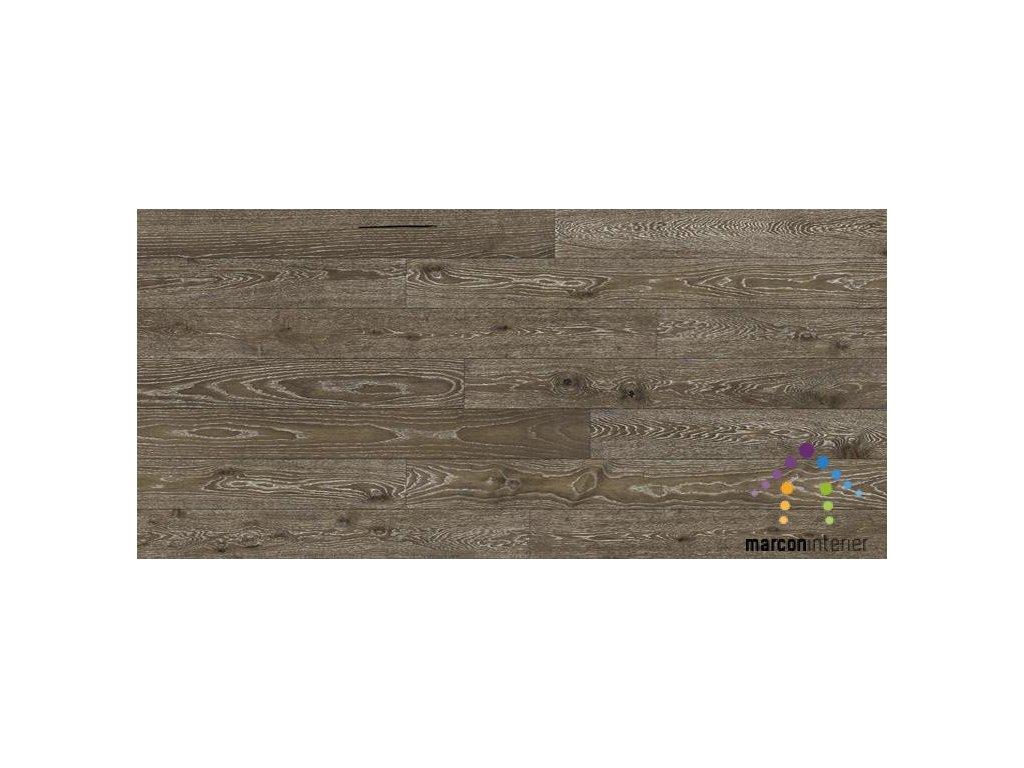 Dřevěná podlaha - Dub Brownie Grande (Barlinek) - třívrstvá