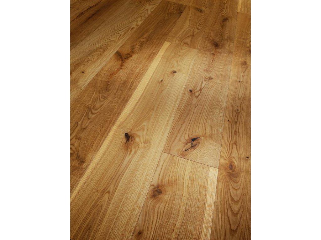 Dřevěná podlaha - Dub Rustikal 1518264 lak (Parador) - třívrstvá