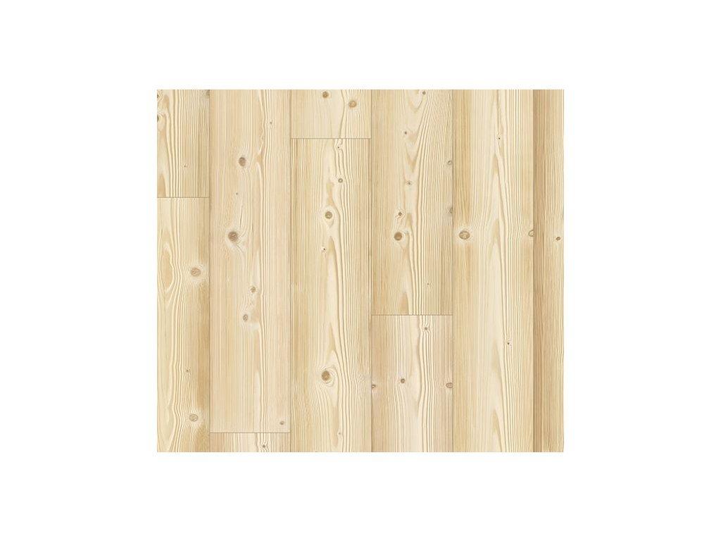 podlaha laminatova Quick Step Impressive borovice prirodni IM1860 1