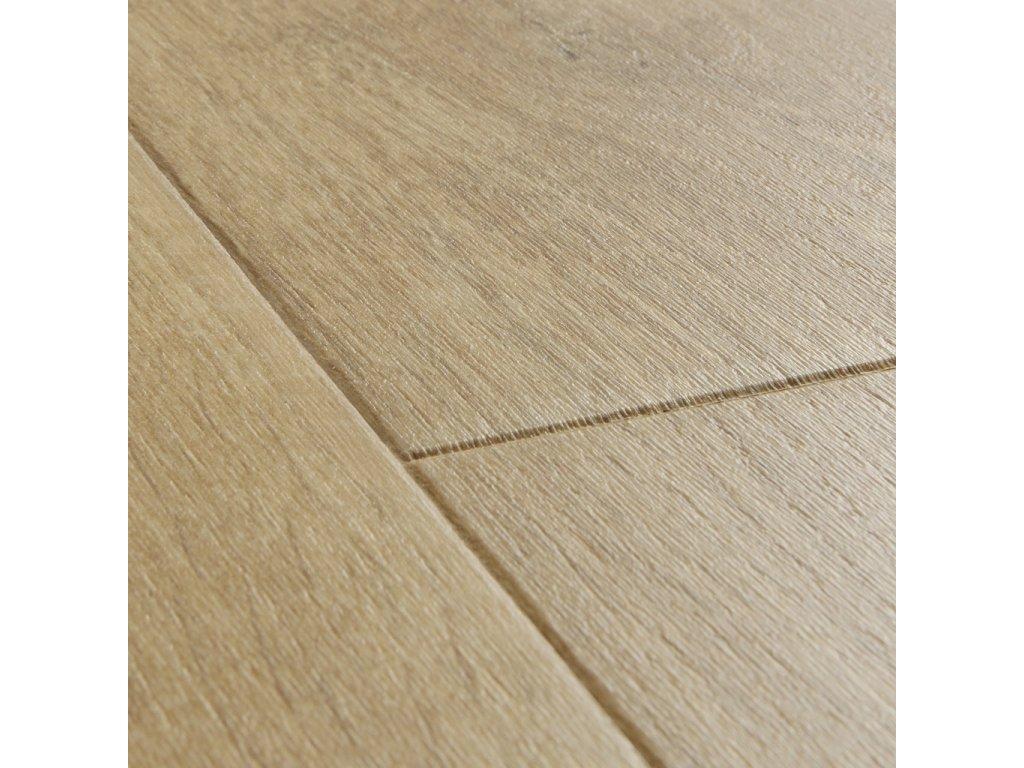 podlaha laminatova Quick Step Impressive dub jemny hnedy IM1856 1