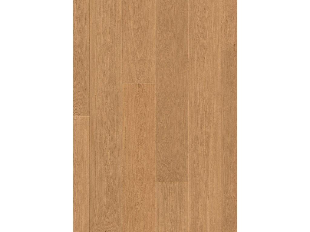 laminatova podlaha Quick Step Largo dubova prkna prirodni lakovana LPU1284