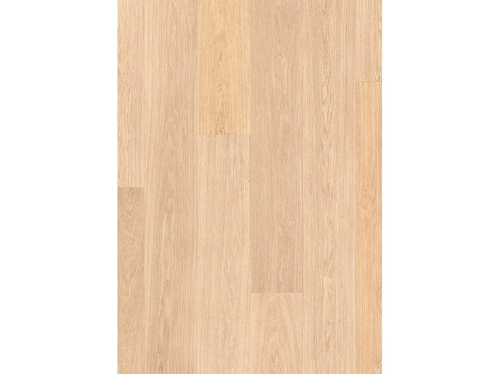laminatova podlaha Quick Step Largo dubova prkna bila lakovana LPU1283 1