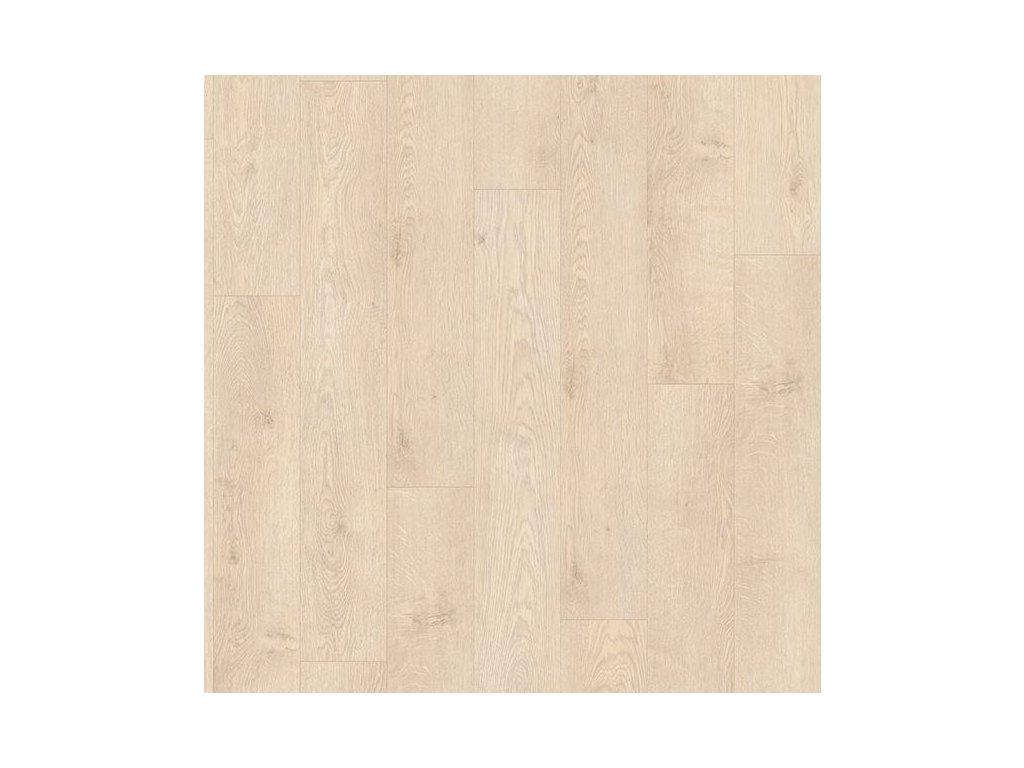 Vinylová podlaha - Dub perleťový béžový balance click BACL40131 (Quick Step)
