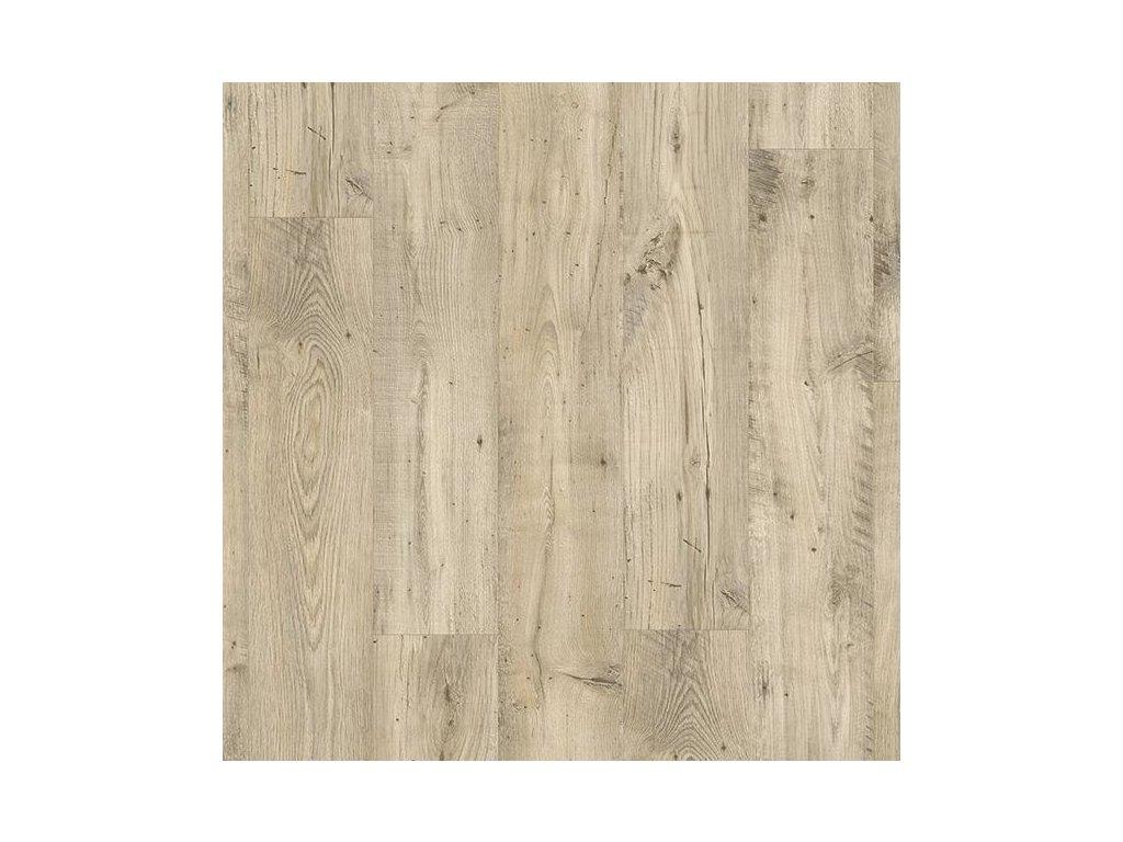 Vinylová podlaha - Klasický kaštan světlý balance click BACL40028 (Quick Step)