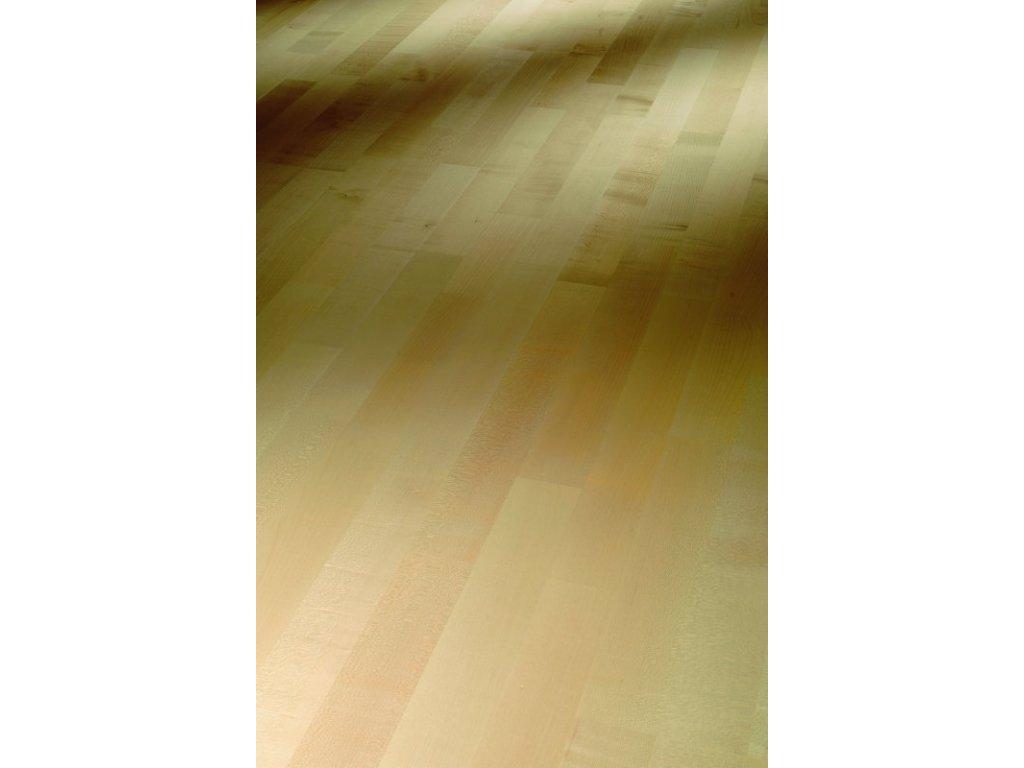 Dřevěná podlaha - Javor evropský Natur 1518122 lak (Parador) - třívrstvá