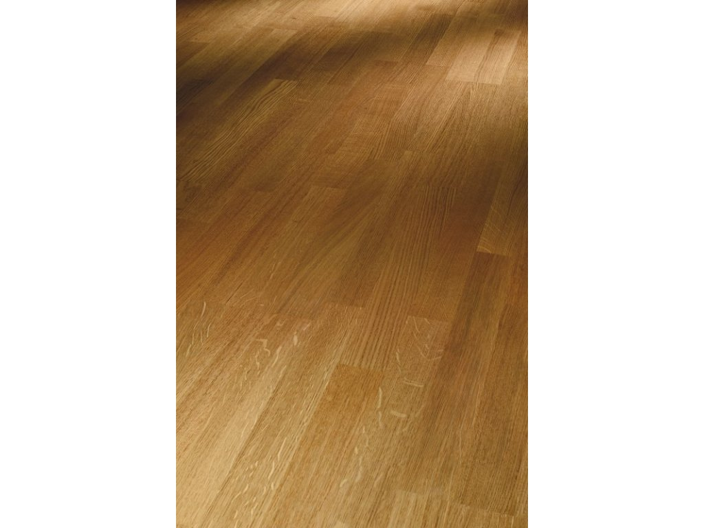 Dřevěná podlaha - Dub Select 1518089 lak (Parador) - třívrstvá