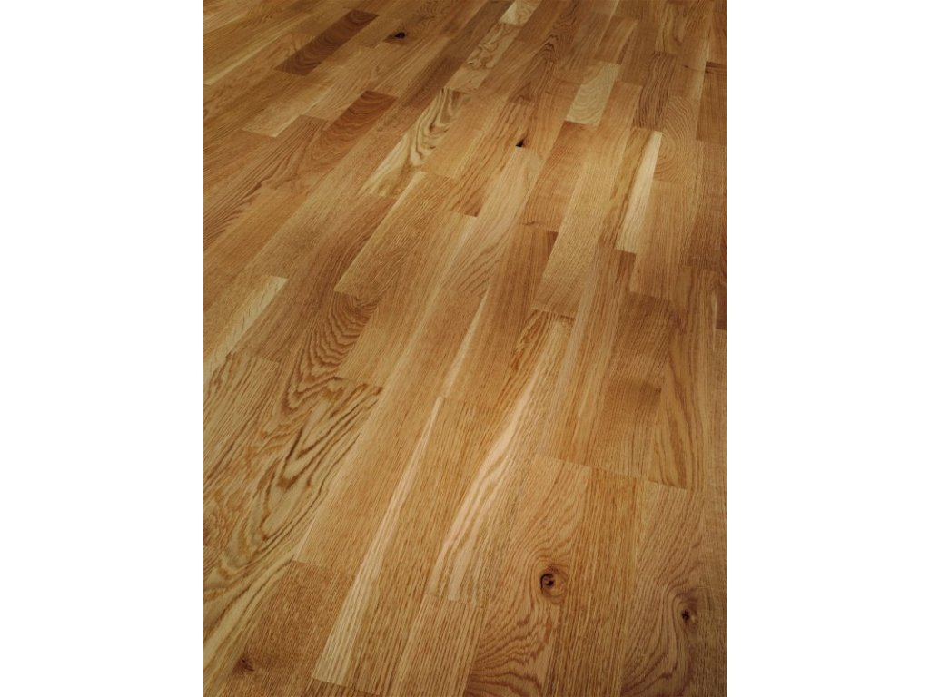 Dřevěná podlaha - Dub Living 1247126 lak (Parador) - třívrstvá