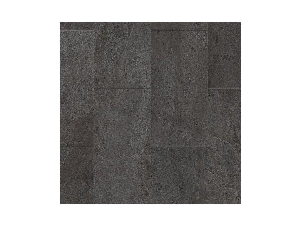 vinylova plovouci podlaha quick step livyn ambient click plus cerna bridlice amcp40035