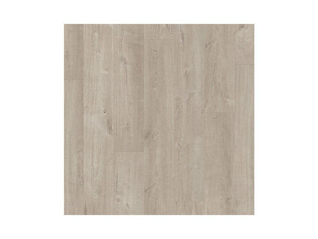 vinylova plovouci podlaha quick step livyn pulse click dub bavlna teply sedy pucl40105 1
