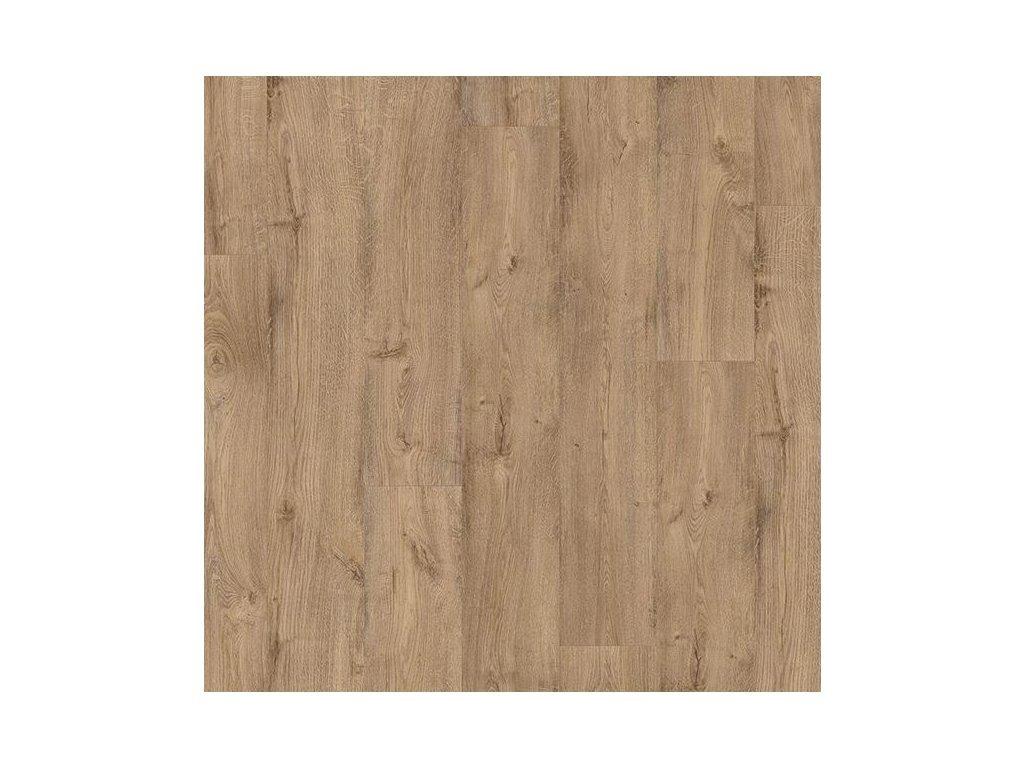 vinylova plovouci podlaha quick step livyn pulse click dub piknik okrovy pucl40093 1
