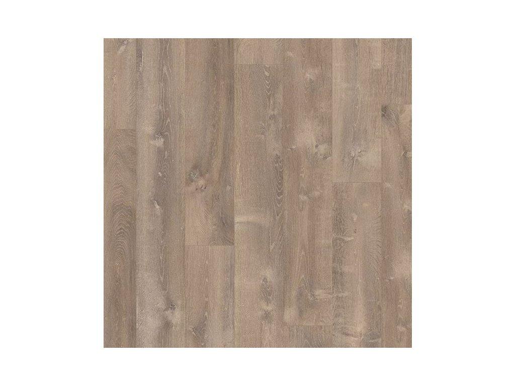 vinylova plovouci podlaha quick step livyn pulse click dub pisecna boure hnedy pucl40086 1