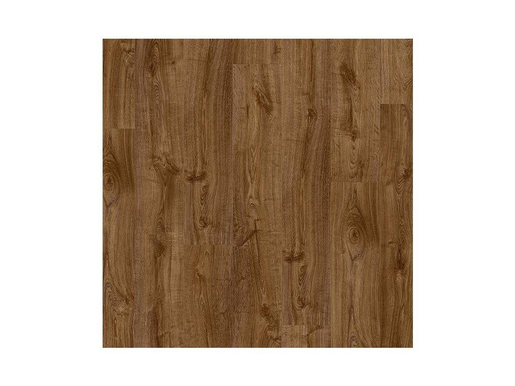 vinylova plovouci podlaha quick step livyn pulse click dub podzimni hnedy pucl40090 1