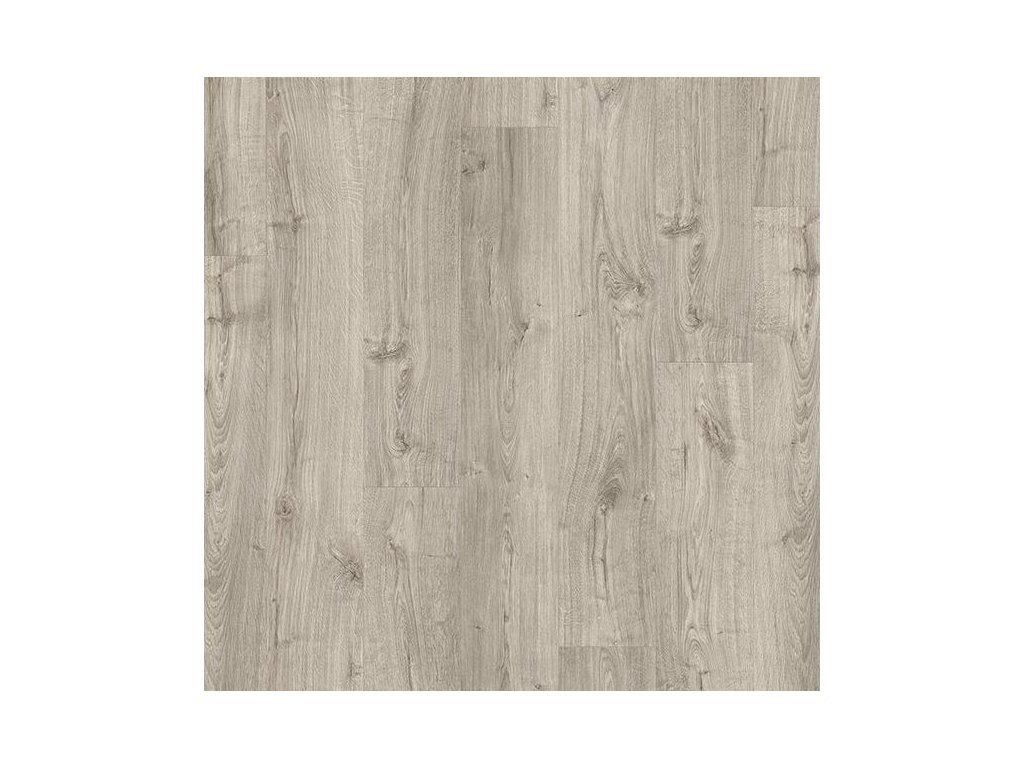 vinylova plovouci podlaha quick step livyn pulse click dub podzimni teply sedy pucl40089