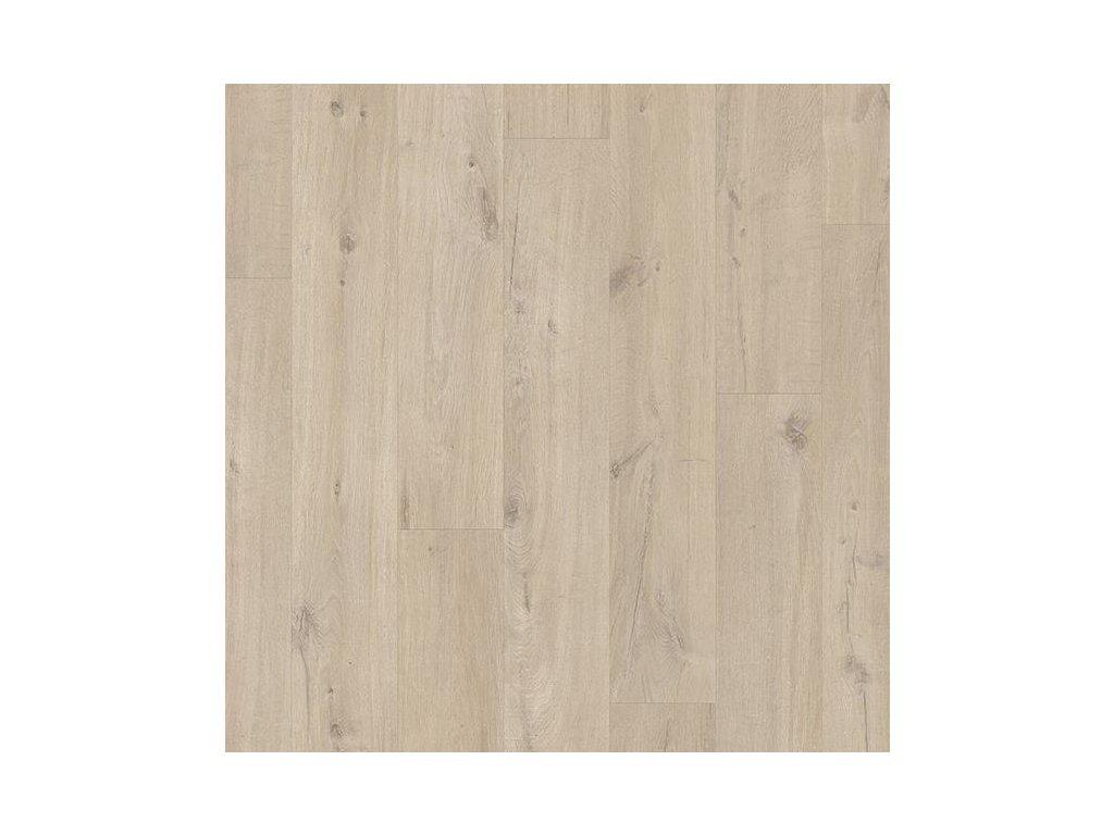 vinylova plovouci podlaha quick step livyn pulse glue v4 dub bavlna bezovy pugp40103