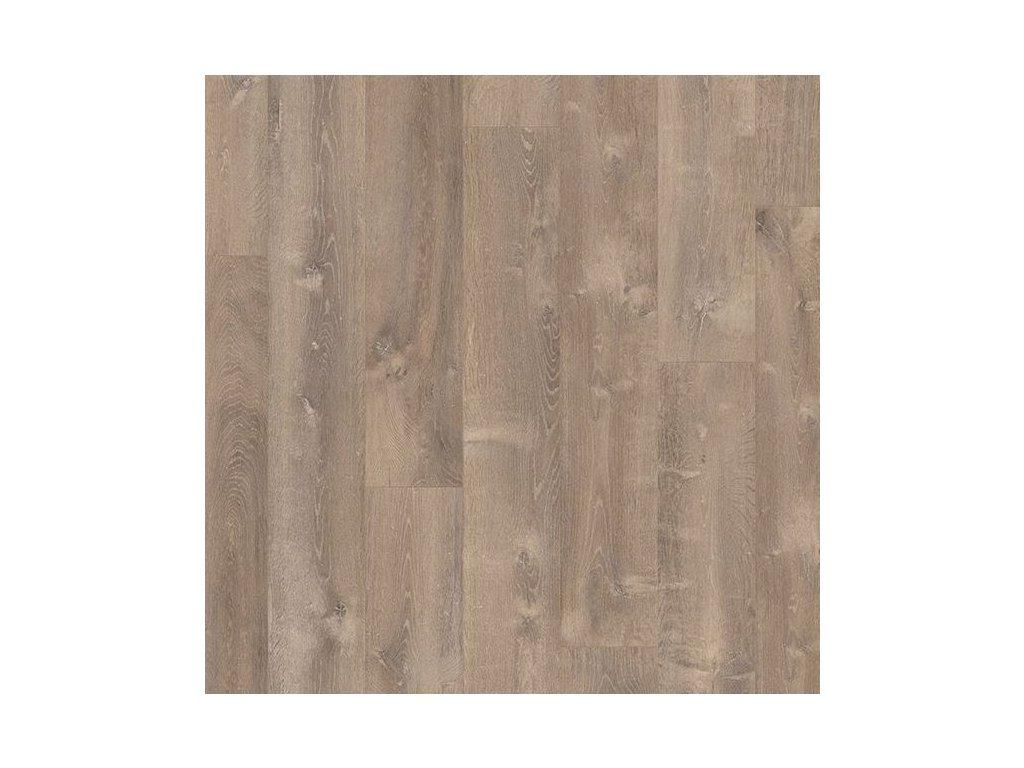 vinylova plovouci podlaha quick step livyn pulse glue v4 dub pisecna boure hnedy pugp40086