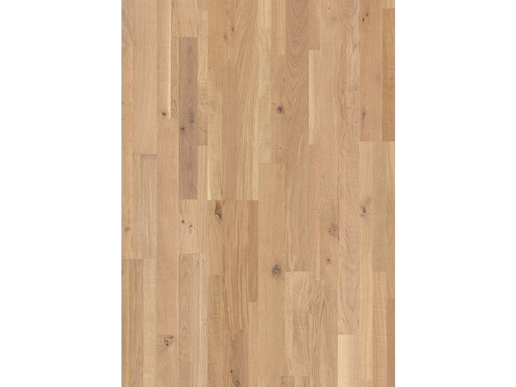 Dřevěná podlaha - Dub surový dynamický extra matný VAR3102 olej (Quick step) - třívrstvá