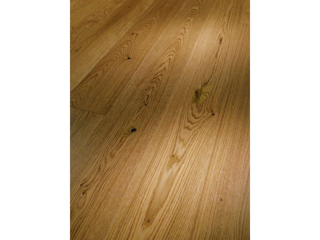 Dřevěná podlaha - Dub Natur 1518124 lak (Parador) - třívrstvá