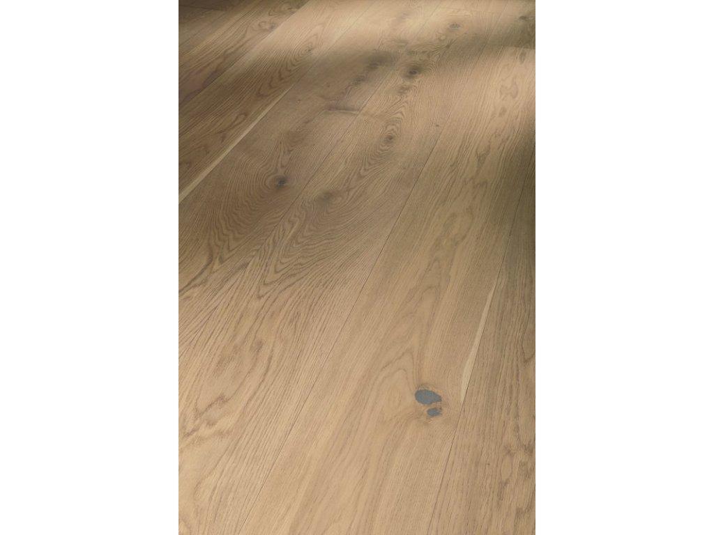 Dřevěná podlaha - Dub Living 1518128 lak (Parador) - třívrstvá