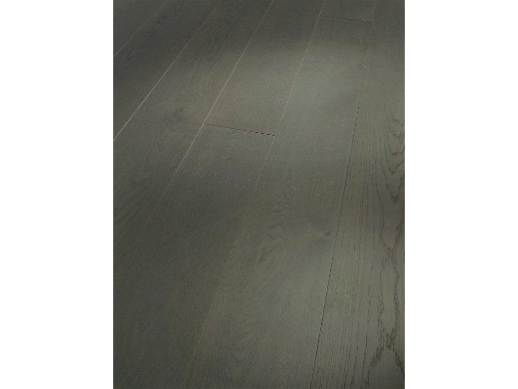 Dřevěná podlaha - Dub šedo-hnědý Natur 1601487 lak (Parador) - třívrstvá