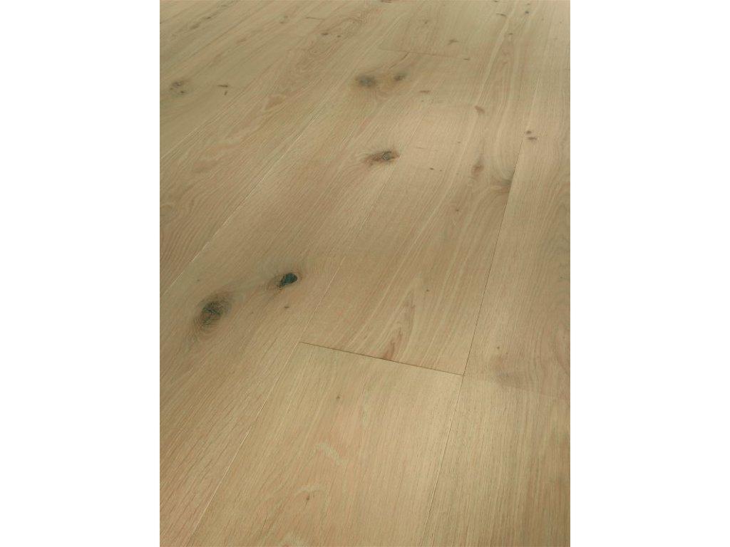 Dřevěná podlaha - Dub Chablis Rustikal 1585420 olej (Parador) - třívrstvá