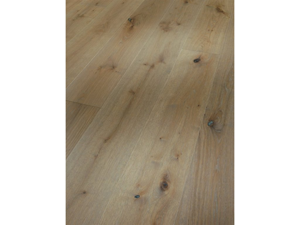 Dřevěná podlaha - Dub Europa Rustikal 1601482 olej (Parador) - třívrstvá