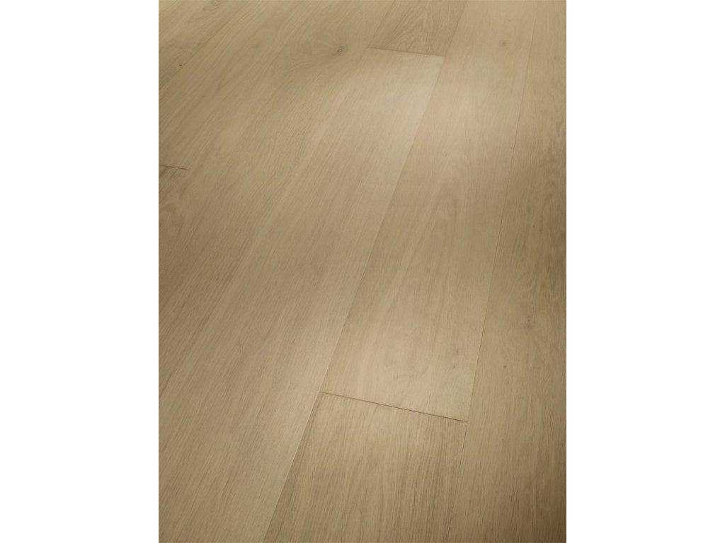 Dřevěná podlaha - Dub Riesling Natur 1578103 olej (Parador) - třívrstvá