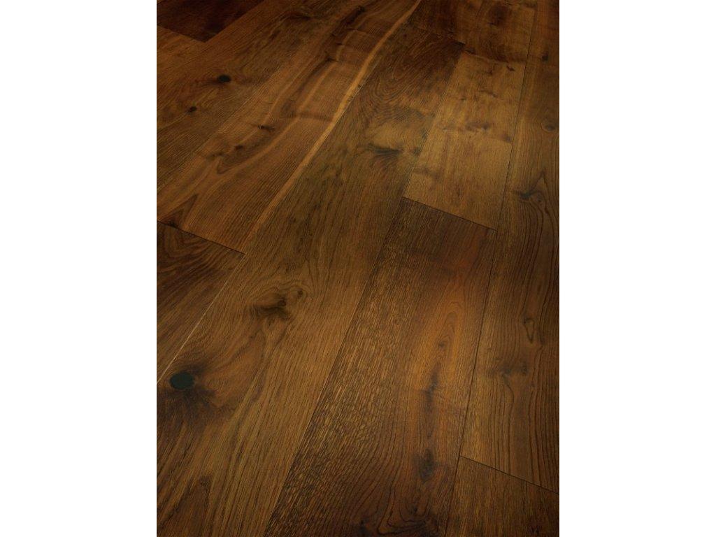 Dřevěná podlaha - Termo dub medium Living 1475319 olej (Parador) - třívrstvá