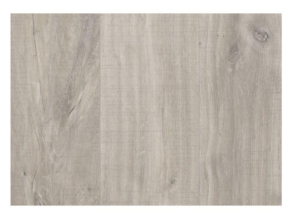 vinylova plovouci podlaha quick step livyn balance click kanonovy dub sedy s rezy pilou