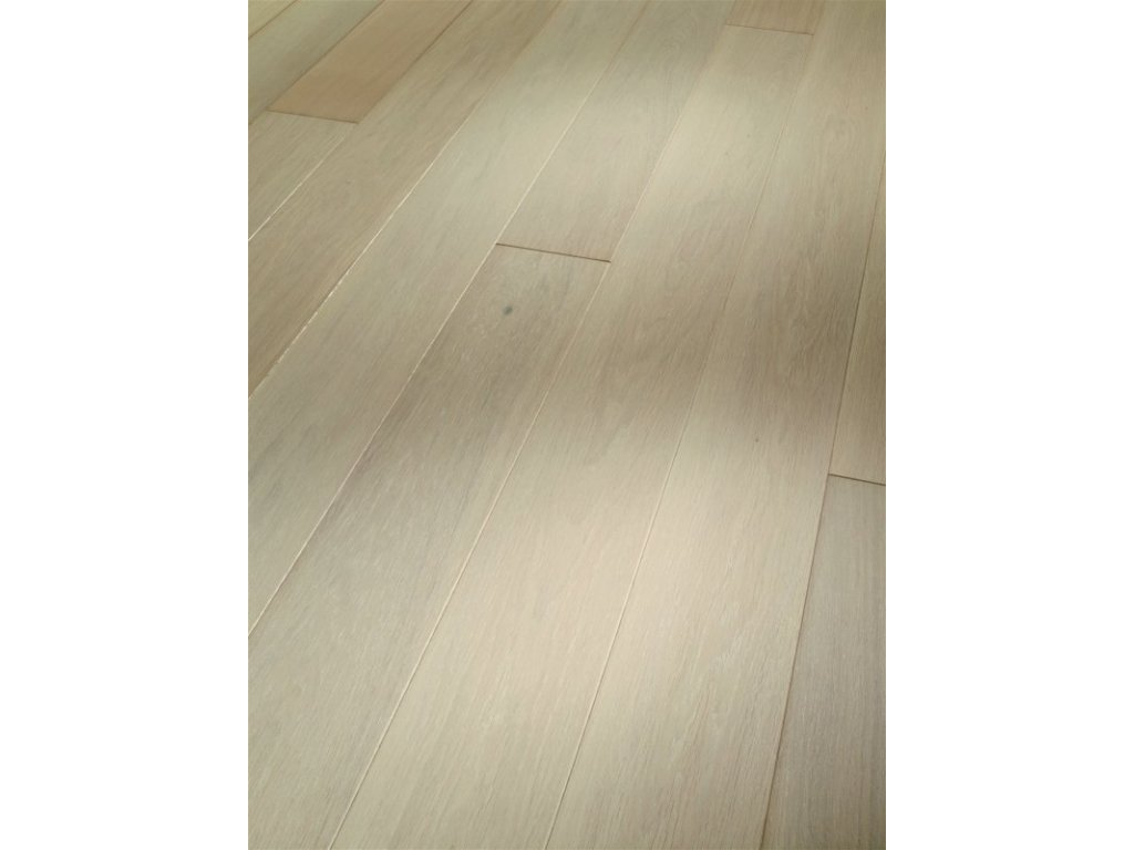 Dřevěná podlaha - Dub Beach Select 1518197 lak (Parador) - třívrstvá
