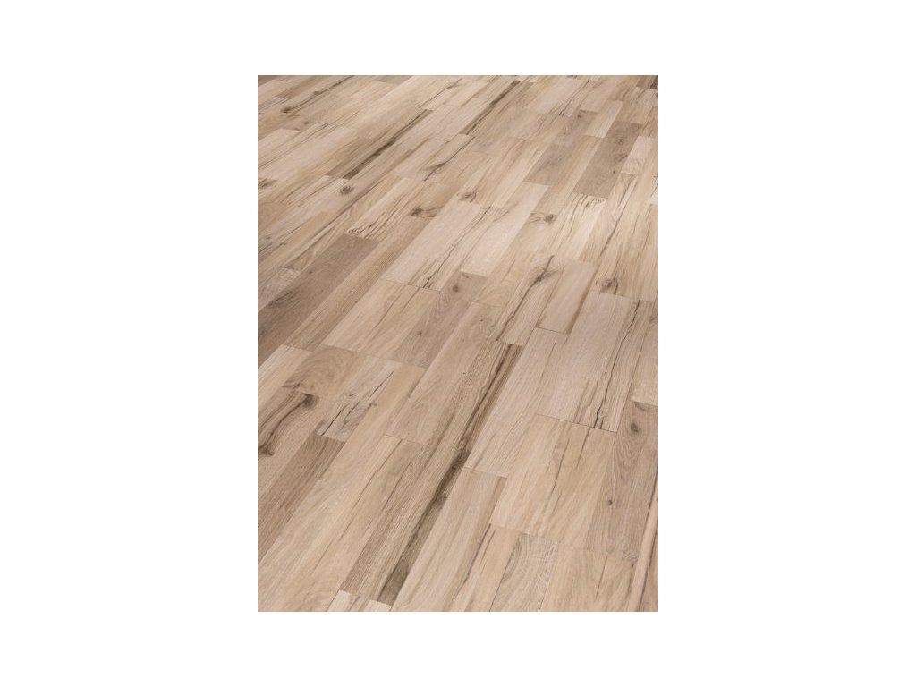 Vinylová podlaha - Dub Variant broušený, kartáčovaná struktura, 1730622 (Parador)