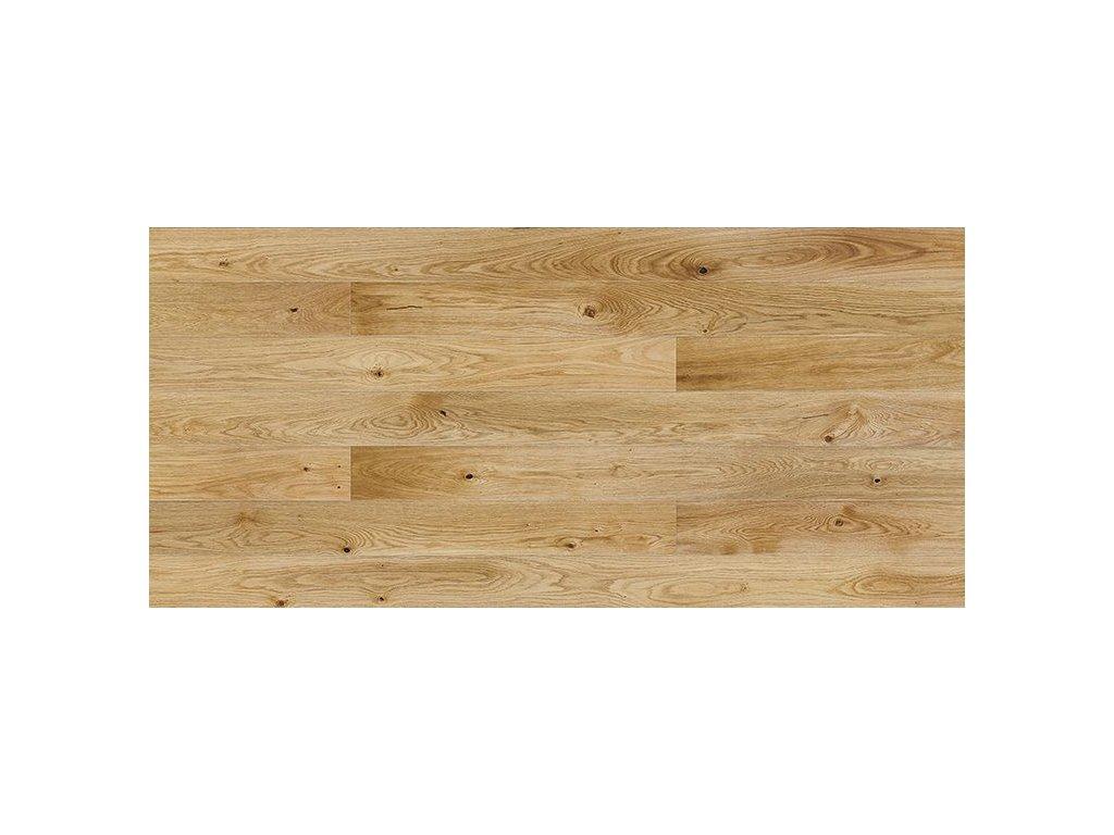Dřevěná podlaha - Dub rustik kartáčovaný