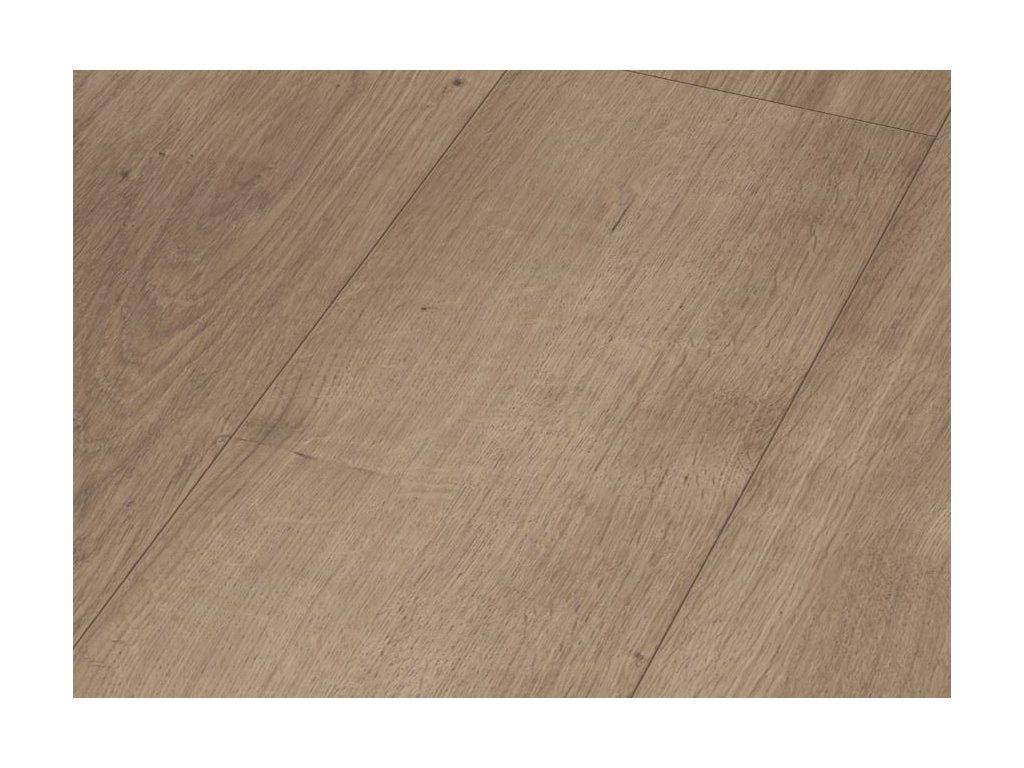 Dub Pure perlově šedý, struktura dřeva, 4-V-drážka (1730768)