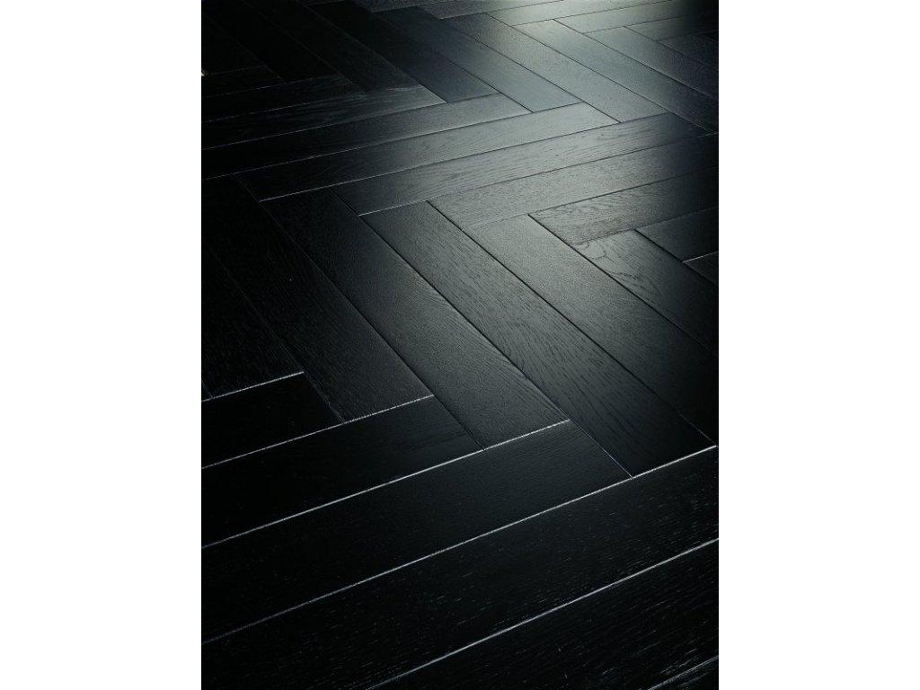 Dřevěná podlaha - Dub černý Living 1601584 lak (Parador) - třívrstvá