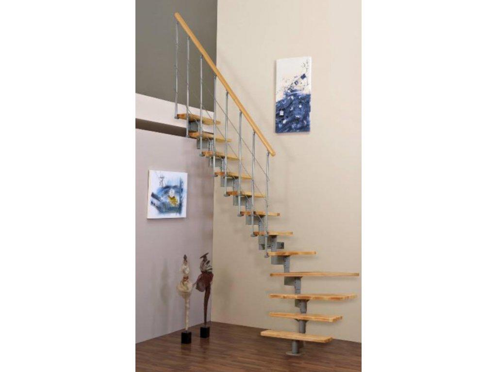 Modulové schody Style