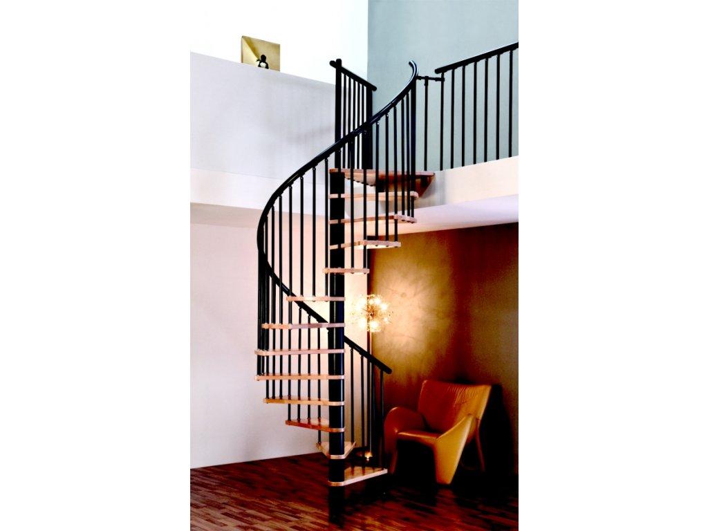 Spiral Effect minka schody brno