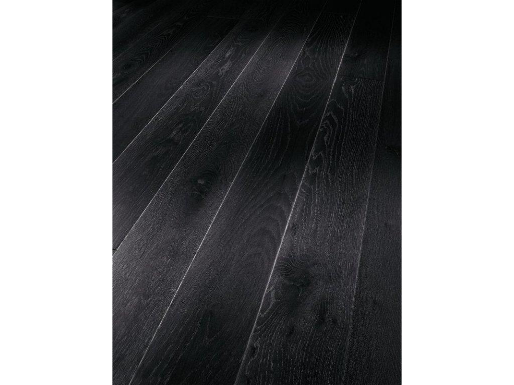 Dřevěná podlaha - Dub barrique Rustikal 1257372  lak (Parador) - třívrstvá
