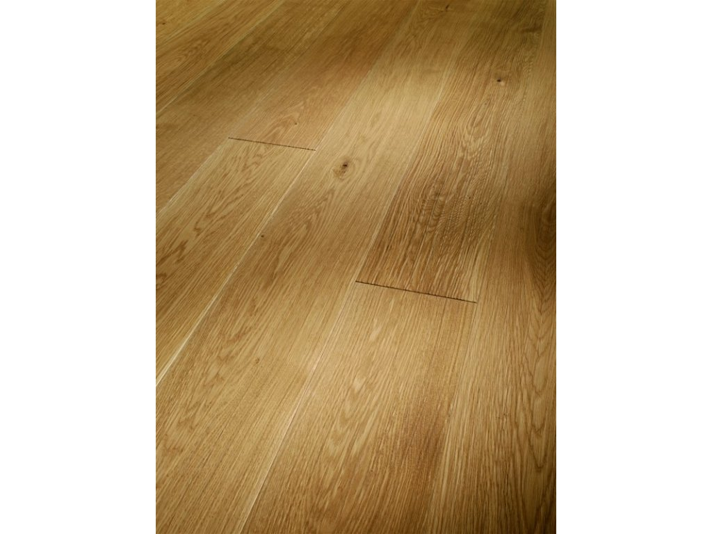 Dřevěná podlaha - Dub pískový wavescraped Natur 1518236 olej (Parador) - třívrstvá