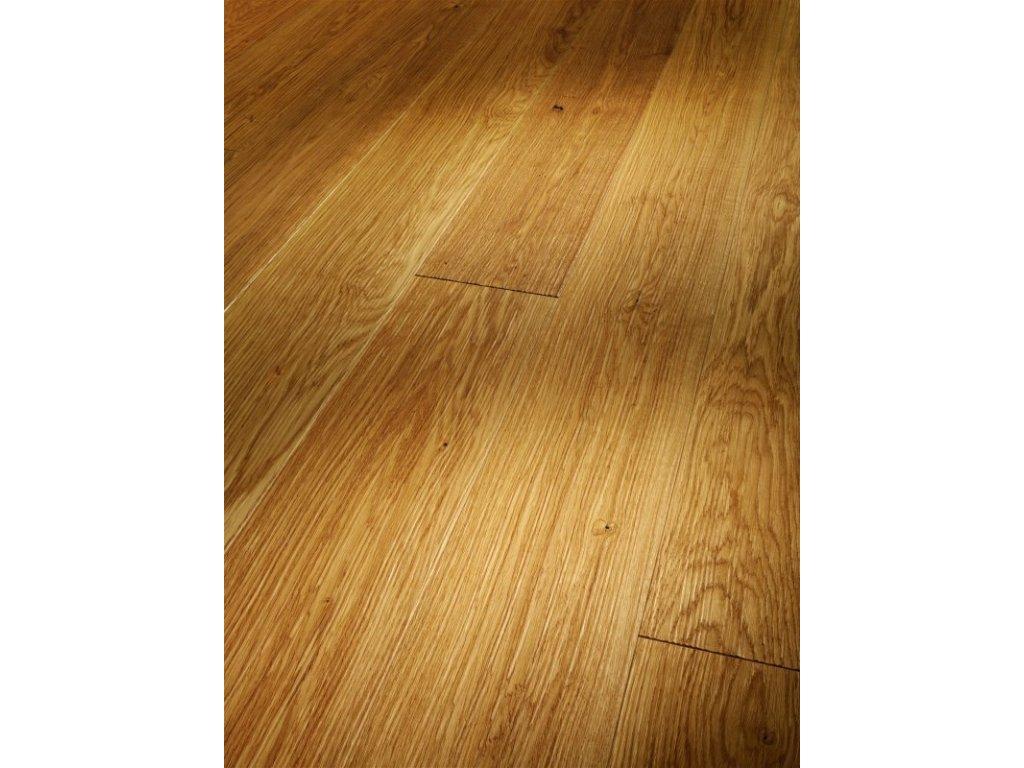 Dřevěná podlaha - Dub wavescraped Natur 1518235 olej (Parador) - třívrstvá