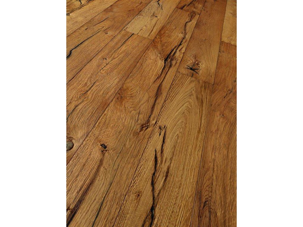 Dřevěná podlaha - Dub elephant skin Classic 1441844 olej (Parador) - třívrstvá