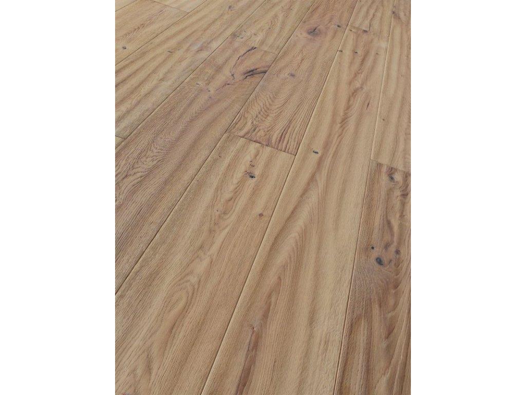 Dřevěná podlaha - Dub handscraped Classic 1441841 olej (Parador) - třívrstvá