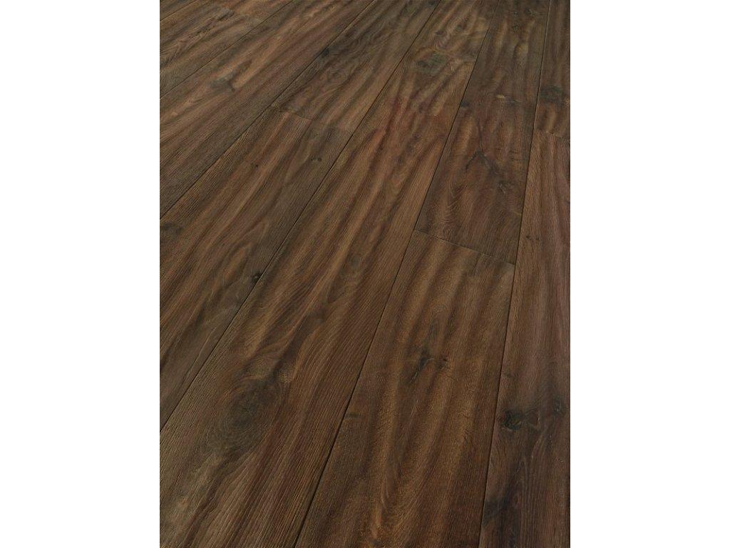 Dřevěná podlaha - Dub smoked tree plank Classic 1475345 olej (Parador) - třívrstvá
