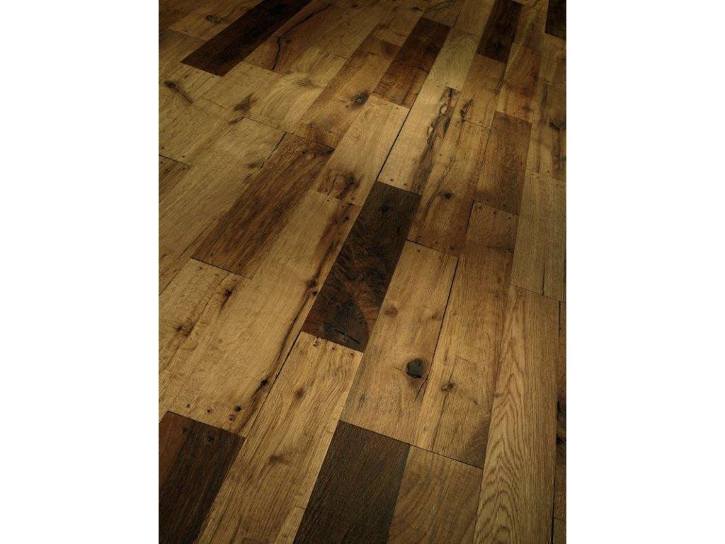 Dřevěná podlaha - Seaport Oak II Classic 1518241 olej (Parador) - třívrstvá