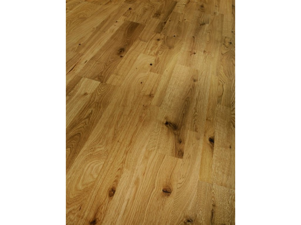 Dřevěná podlaha - Dub Living 1475216 olej (Parador) - třívrstvá